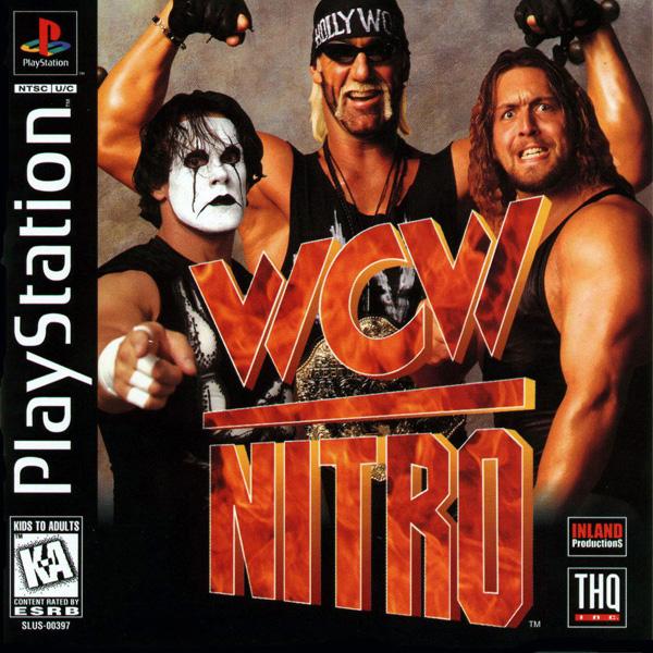 WCW Nitro [NTSC-U] ISO